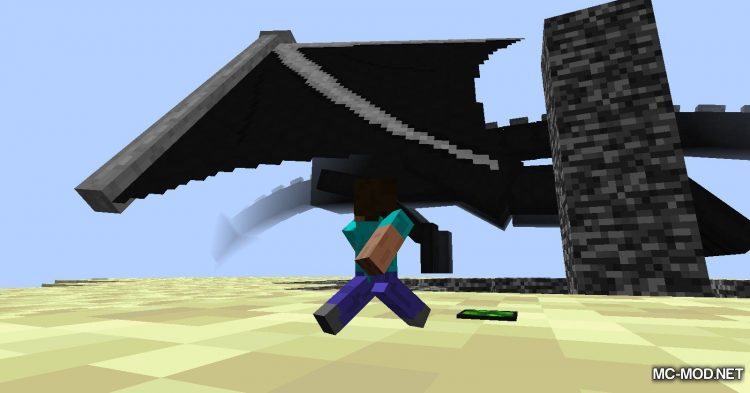 Chunk In A Globe mod for Minecraft (13)