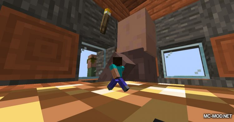 Chunk In A Globe mod for Minecraft (2)