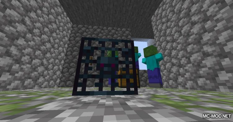 Chunk In A Globe mod for Minecraft (7)