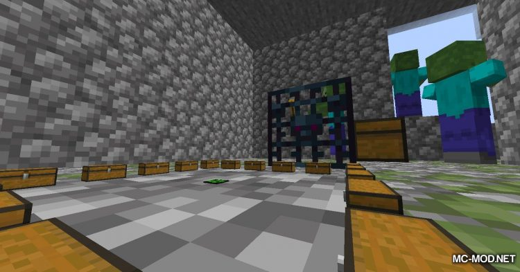 Chunk In A Globe mod for Minecraft (8)