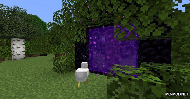 Crying Ghasts mod for Minecraft (1)