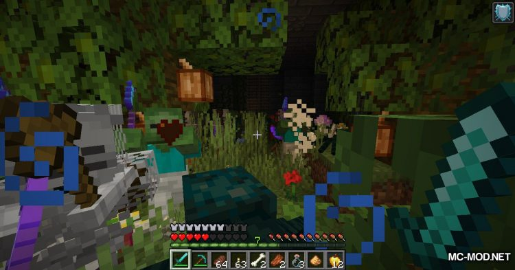 Draylar_s Battle Towers mod for Minecraft (10)