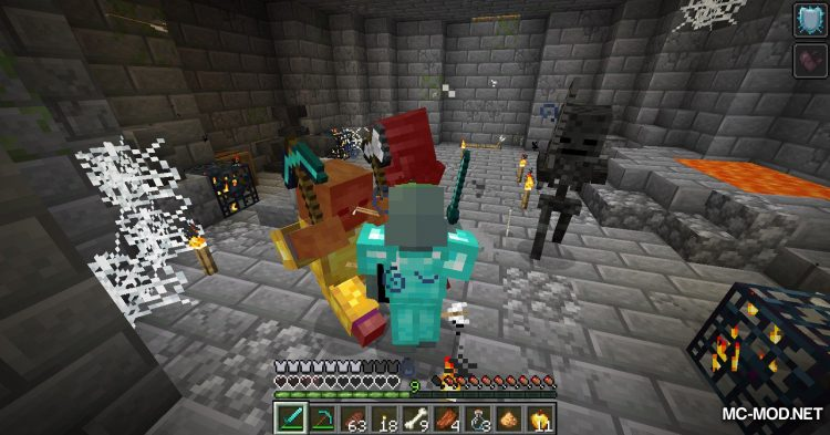 Draylar_s Battle Towers mod for Minecraft (12)