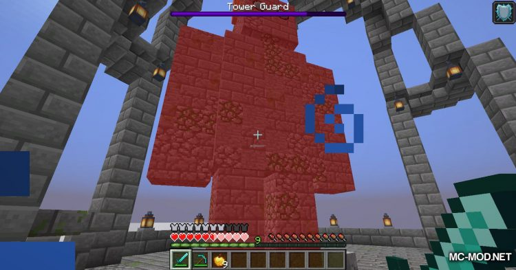 Draylar_s Battle Towers mod for Minecraft (18)