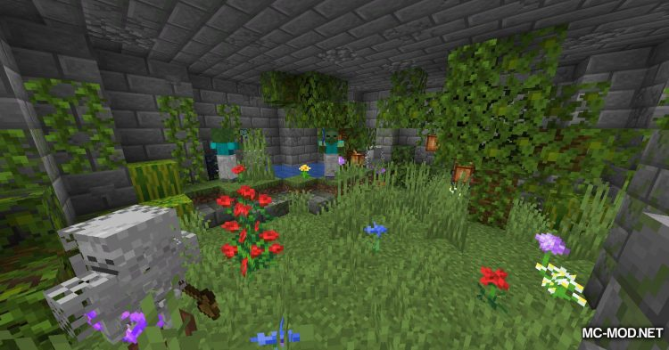 Draylar_s Battle Towers mod for Minecraft (2)