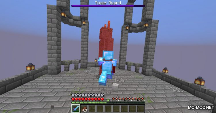 Draylar_s Battle Towers mod for Minecraft (20)