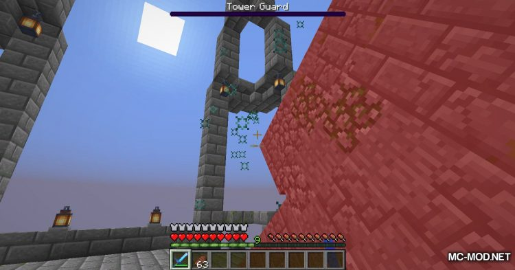 Draylar_s Battle Towers mod for Minecraft (21)