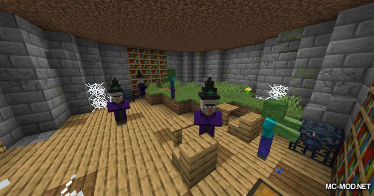 Draylar_s Battle Towers mod for Minecraft (5)