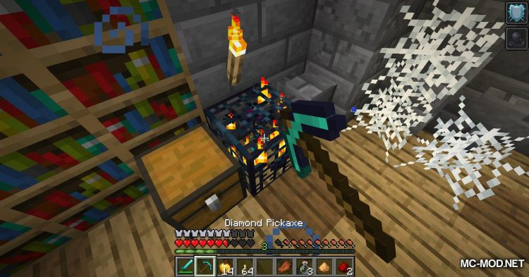 Draylar_s Battle Towers mod for Minecraft (7)