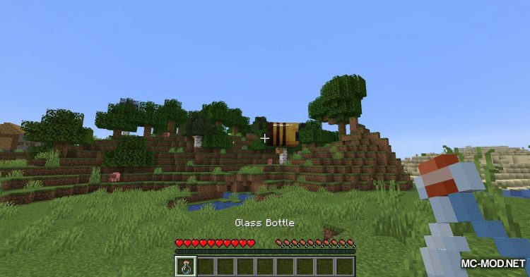 Exrtact Poison mod for Minecraft (10)