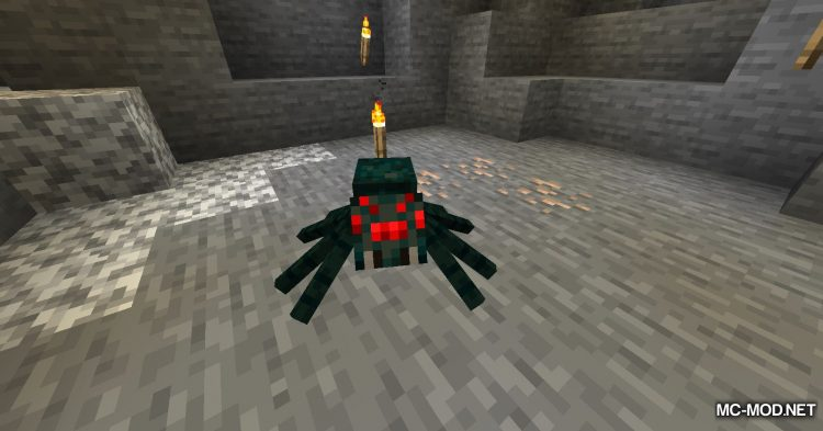 Exrtact Poison mod for Minecraft (2)