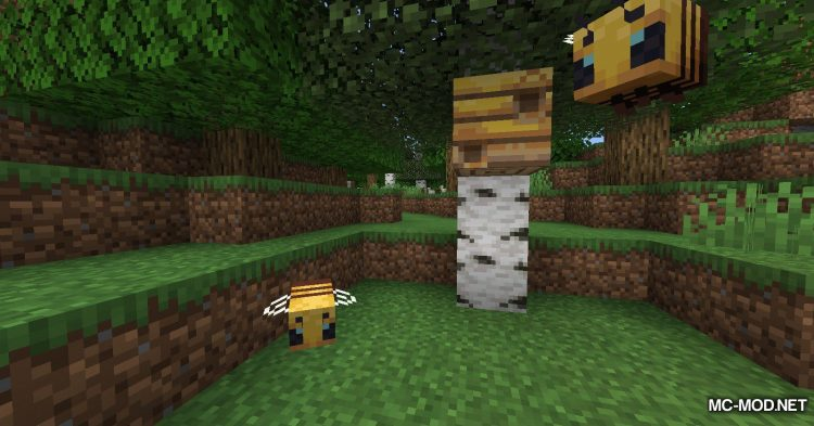 Exrtact Poison mod for Minecraft (9)