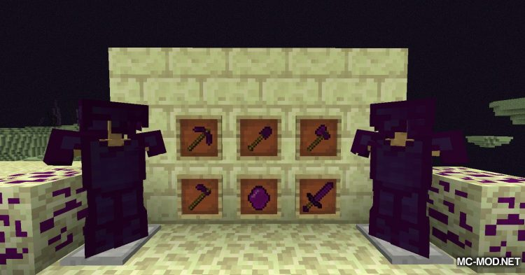 Galaxite Ore mod for Minecraft (17)