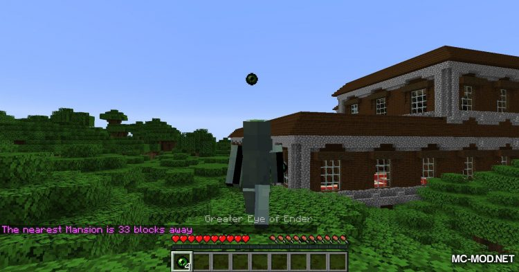 Greater Eye of Ender mod for Minecraft (12)