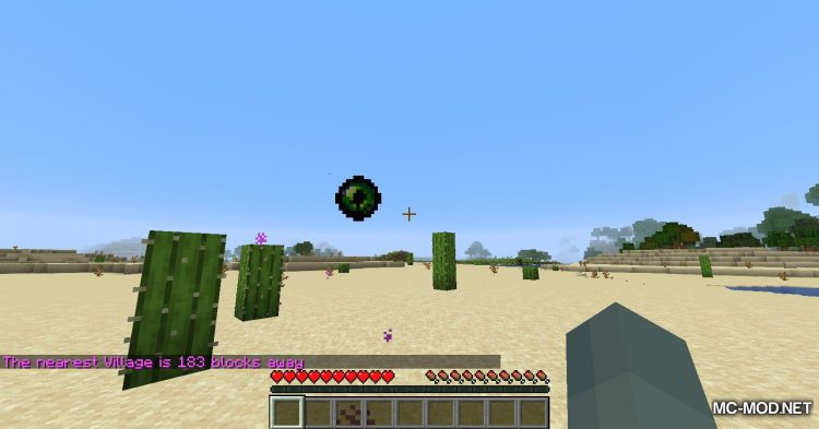 Greater Eye of Ender mod for Minecraft (5)