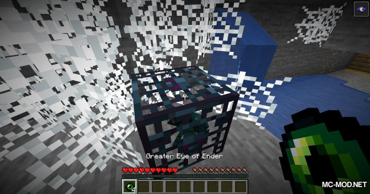 Greater Eye of Ender mod for Minecraft (8)