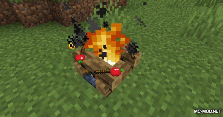 More Apples mod for Minecraft (14)