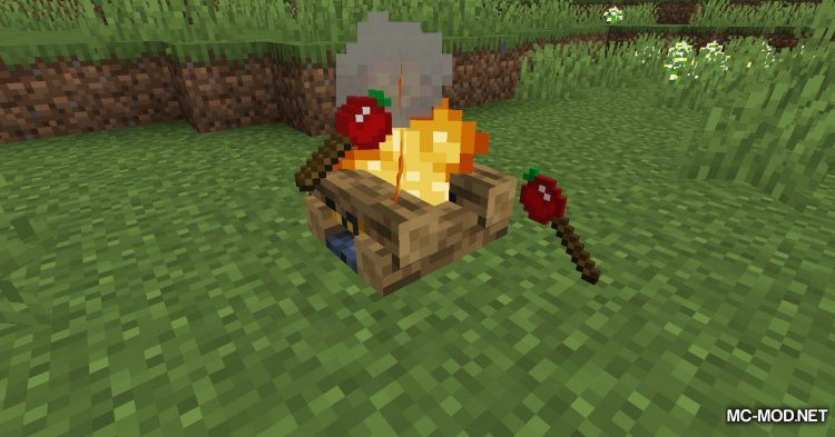 More Apples mod for Minecraft (15)