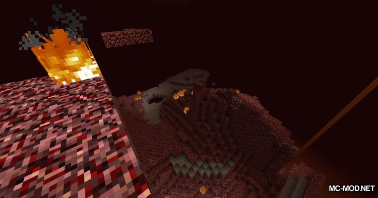 Natural Nether Portals mod for Minecraft (3)