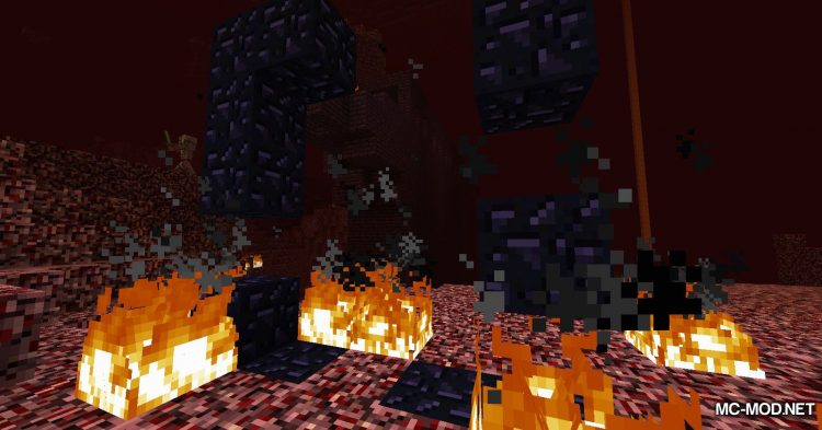 Natural Nether Portals mod for Minecraft (5)