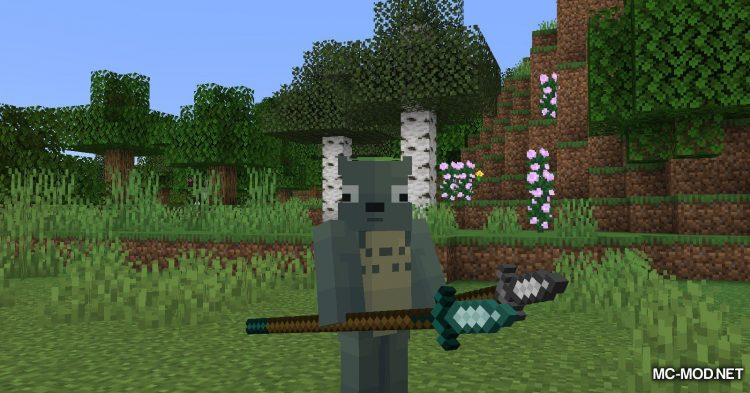 Panzer_s Medieval Weapons mod for Minecraft (12)