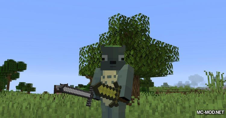 Panzer_s Medieval Weapons mod for Minecraft (2)