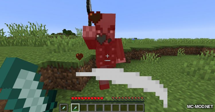 Panzer_s Medieval Weapons mod for Minecraft (3)
