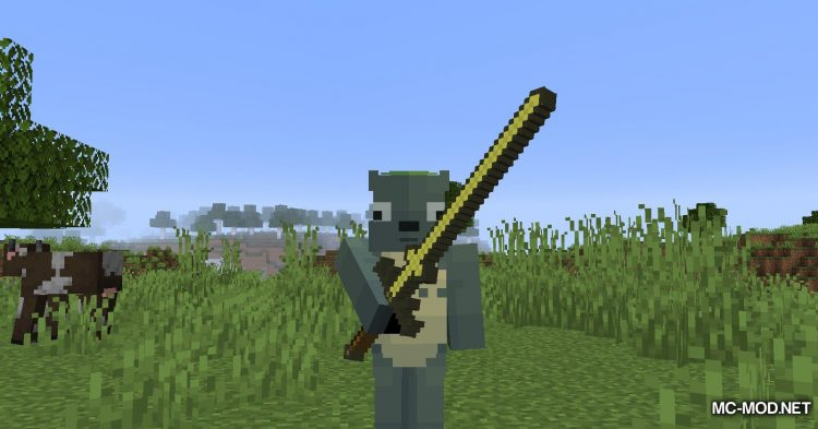 Panzer_s Medieval Weapons mod for Minecraft (5)