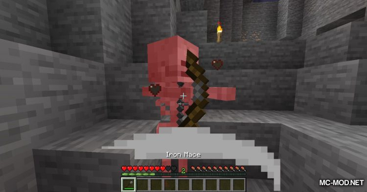 Panzer_s Medieval Weapons mod for Minecraft (7)