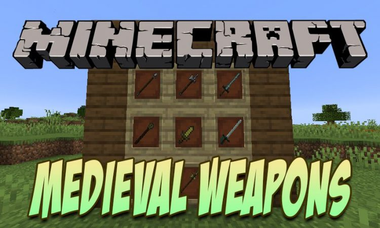 Panzer_s Medieval Weapons mod for Minecraft logo