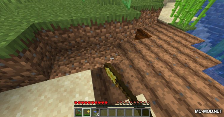 Path To Dirt mod for Minecraft (10)
