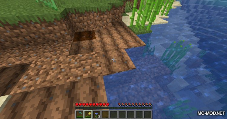Path To Dirt mod for Minecraft (11)