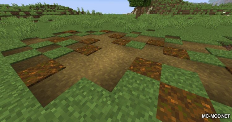 Path To Dirt mod for Minecraft (13)