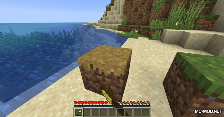 Path To Dirt mod for Minecraft (4)