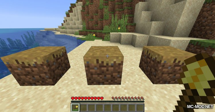 Path To Dirt mod for Minecraft (5)
