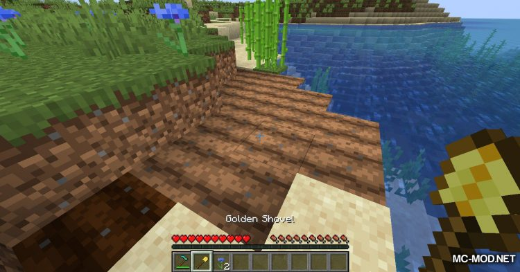 Path To Dirt mod for Minecraft (9)