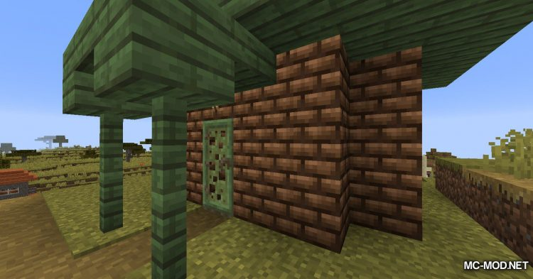 Swamp Expansion mod for Minecraft (12)