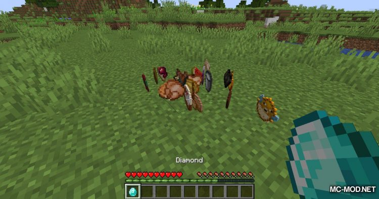 The Last Supper mod for Minecraft (9)