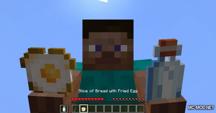 VanillaBreakfast mod for Minecraft (7)
