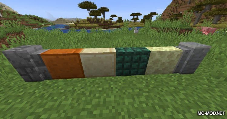 Variant16x mod for Minecraft (7)