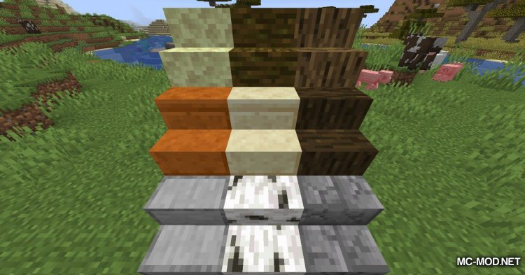 Variant16x mod for Minecraft (8)