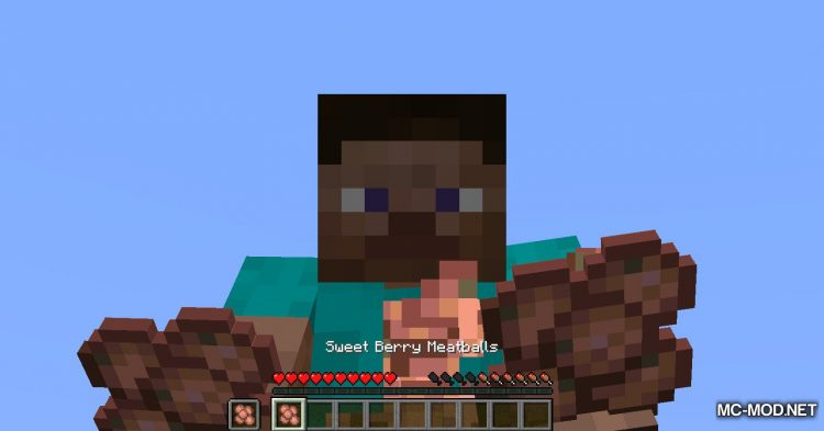 Berry Good mod for Minecraft (11)