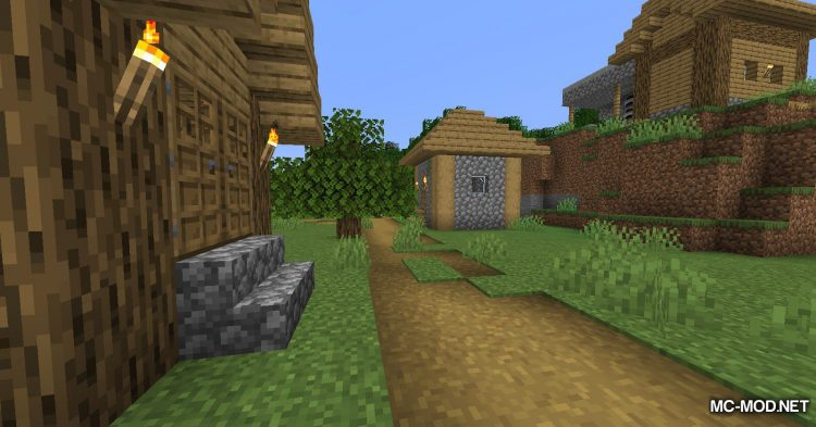 Chunkt mod for Minecraft (2)