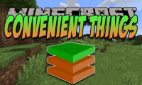 Convenient Things mod for Minecraft logo