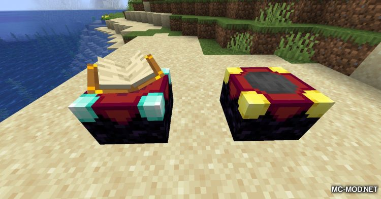DisenchantingForge mod for Minecraft (5)