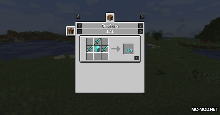 Extra Tags Fabric mod for Minecraft (12)