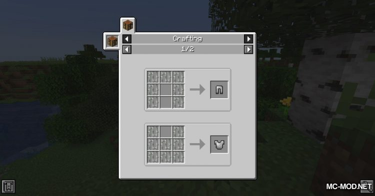 Just Needed mod for Minecraft (6)