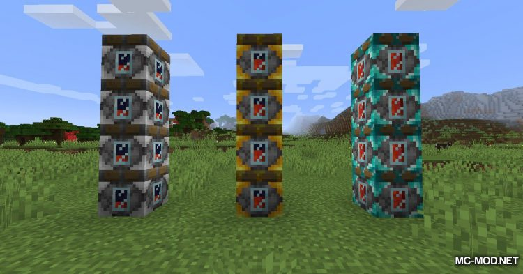 Launchers mod for Minecraft (12)