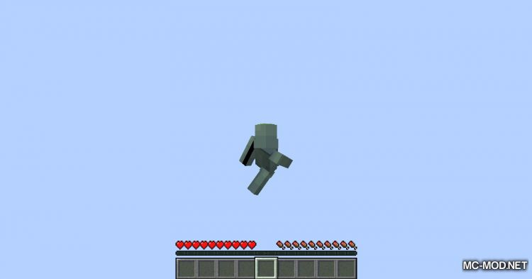 Launchers mod for Minecraft (15)