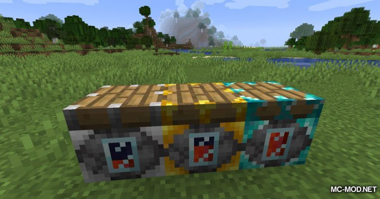 Launchers mod for Minecraft (16)